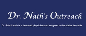 Dr Nath Outreach Events